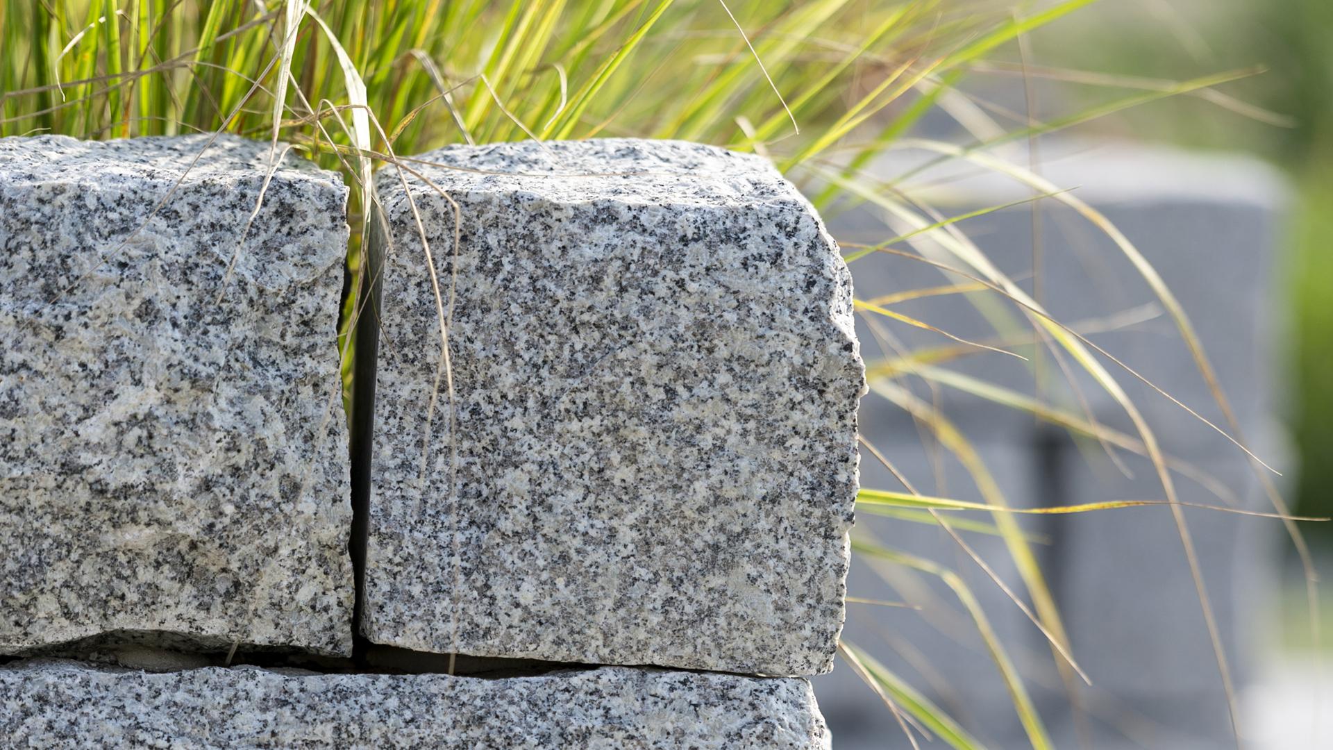 Gartenausstellung Nänikon - Steinmauer