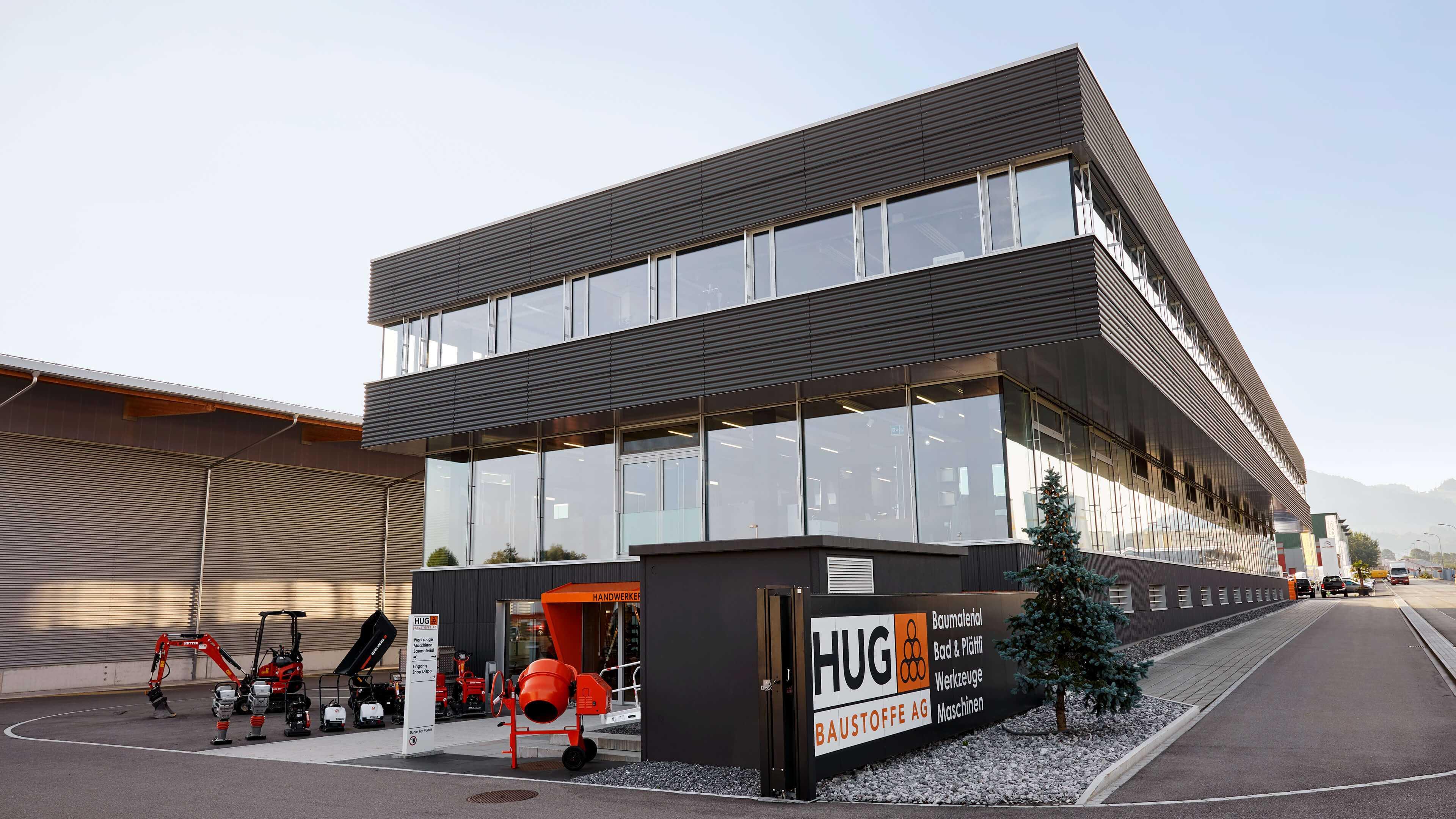 163274 Hug Baustoffe Locations4700 DL
